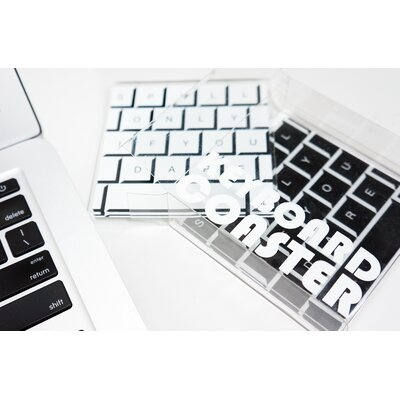 Keyboard Coasters