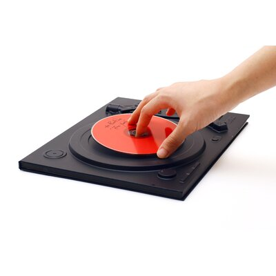 Molla Space, Inc. Turntable Notebook