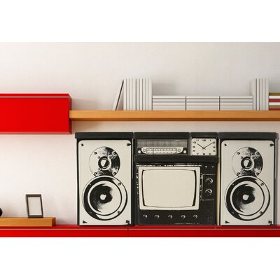 Molla Space, Inc. Radio Home Storage System