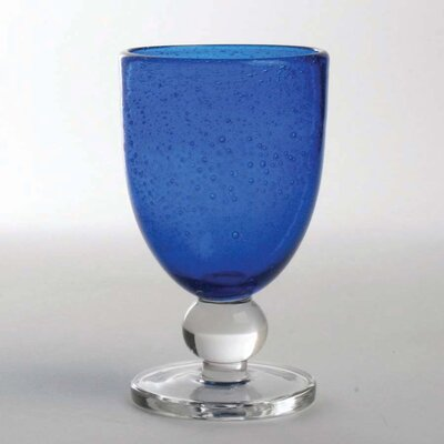 TAG Bubble Glass Goblet (Set of 6)