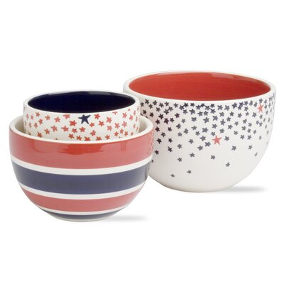 TAG Mystic Stars Nested Bowl (Set of 3)