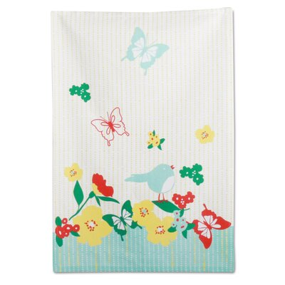 Wildflowers Dish Towel