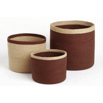 TAG Autumn Jute Storage Basket