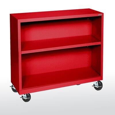 "Sandusky Cabinets Mobile 36"" Bookcase"