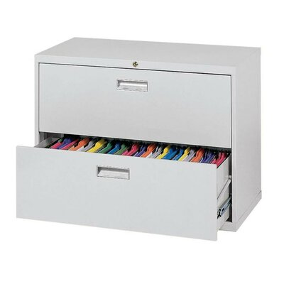 Sandusky Cabinets 600 Series 2-Drawers  File Cabinets