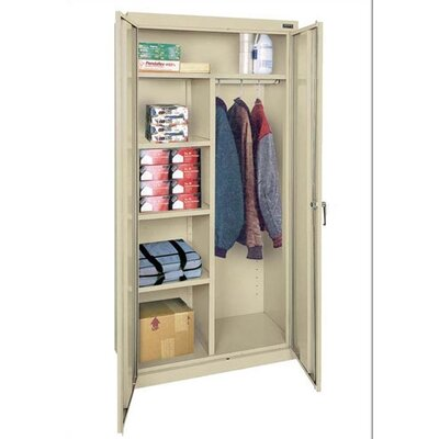 Sandusky Cabinets Classic Plus Tall Mobile Combination Cabinet