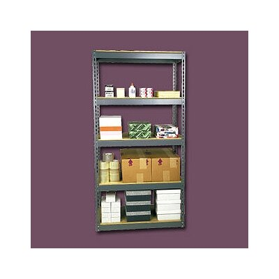 Sandusky Cabinets Extra Heavy Duty Boltless Storage Shelves (Deep Model)