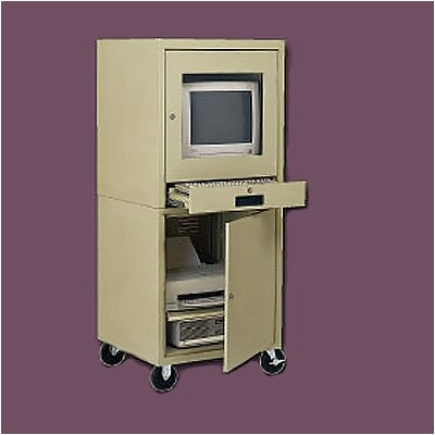 Sandusky Cabinets Computer Enclosure