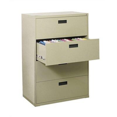 Sandusky Cabinets 4-Drawer  File Cabinet
