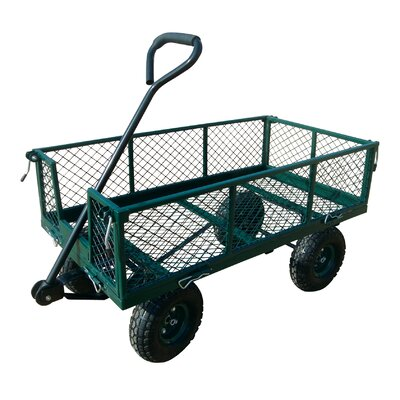 Sandusky Cabinets Crate Wagon in Green