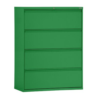 Sandusky Cabinets 800 Series 4-Drawer  File