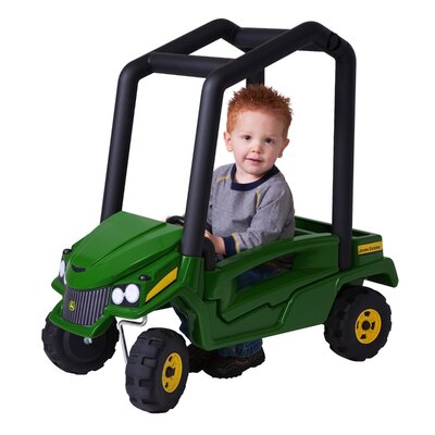 John Deere Get  Around Gator Pedal Car