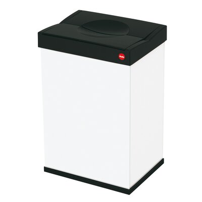 Hailo UK Ltd Big-Box 40 Spacious Waste Box with black Lid