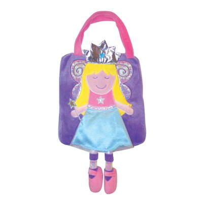 Sassafras Fairy Princess Carry All Bag
