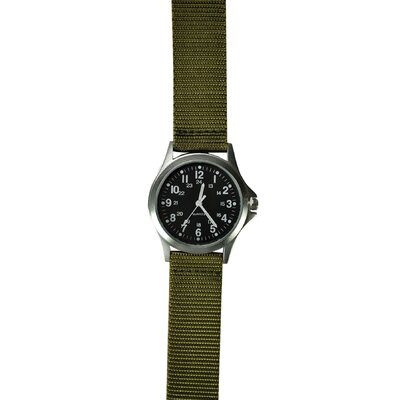 Classic 24 Hour Military Field Watch