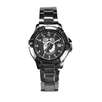 RAM Instrument Military Watch in Gun Metal