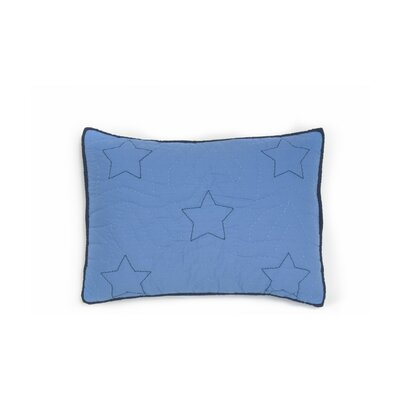 Whistle and Wink Stars and Stripes Standard Sham