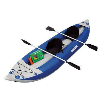 Maxxon Inflatables Non-Self Bailing Inflatable Kayak