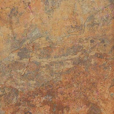 """Epoch Architectural Surfaces 12"""" x 12"""" Glazed Porcelain Field Tile in Sunset"""