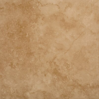 """Epoch Architectural Surfaces 12"""" x 12"""" Ceramic Field Tile in Brown"""