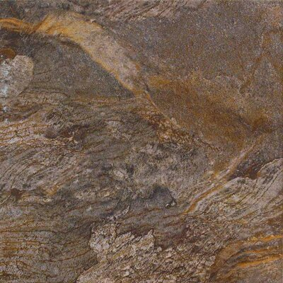 """Epoch Architectural Surfaces 18"""" x18"""" Glazed Porcelain Field Tile in Rustic"""