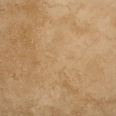 "Epoch Architectural Surfaces 18"" x 18"" Ceramic Field Tile in Brown"