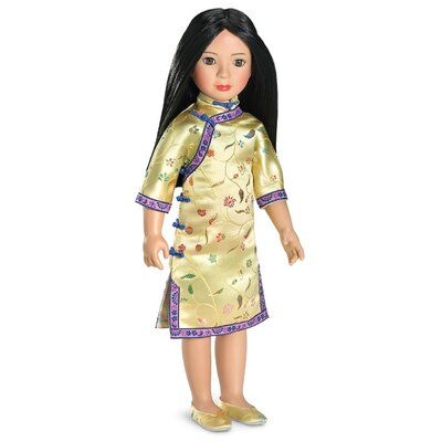 Carpatina Ana Ming Vinyl Slim Asian Doll
