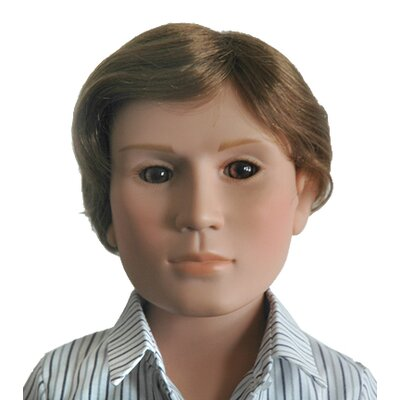 "Carpatina Adam 18"" Vinyl Boy Doll"