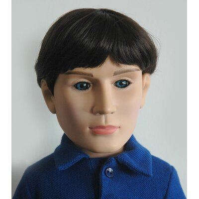 "Carpatina Carter 18"" Vinyl Boy Doll"