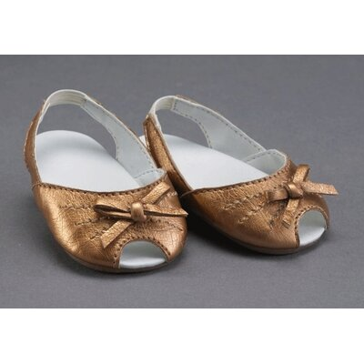 Carpatina American Girl Dolls Open Toe Shoes