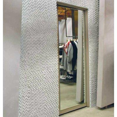 "Solistone Cubist 12"" x 12"" Mesh Mosaic in Salon"