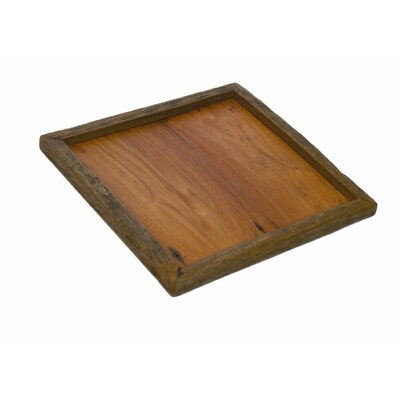 Be Home Square Serving Tray