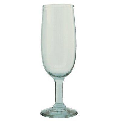 Be Home Recycled Glass Champagne Flute