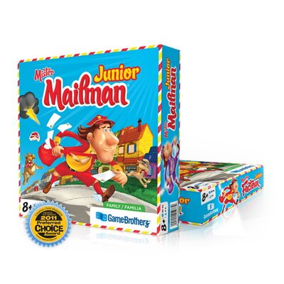 GameBrotherZ Mister Mailman Junior Game