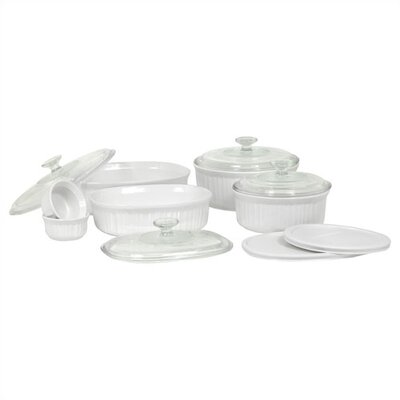 French White 12 Piece Gift Set