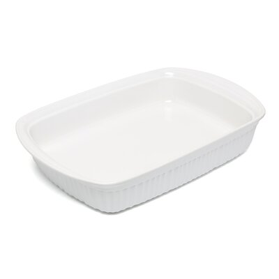 French White Baking Dish
