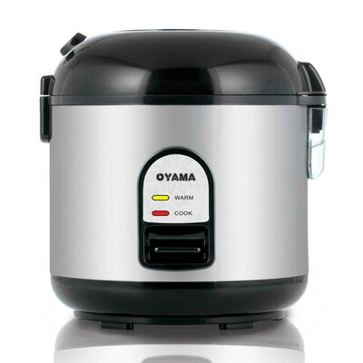 Oyama 5 Cup Rice Cooker, Warmer and Steamer