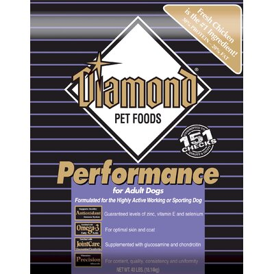 Diamond Pet Food Performance Dry Dog Food