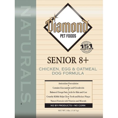 Diamond Pet Food Natural Senior 8+ Dry Dog Food