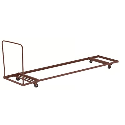 National Public Seating Folding Table Dolly
