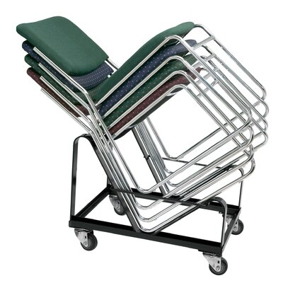 National Public Seating Dolly for 8600 Chairs
