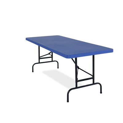 National Public Seating 6' Blow Molded Folding Table
