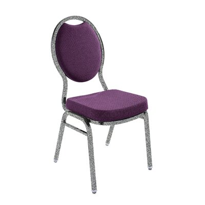 National Public Seating Banquet Teardrop Stack Chair