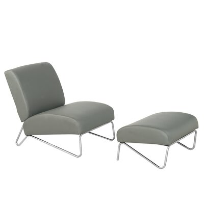 Directions East Easy Rider Chair and Ottoman