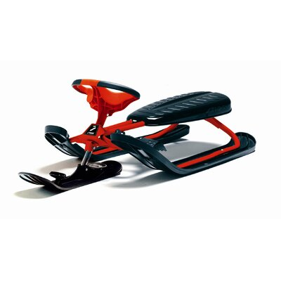 Stiga Curve Ultimate Pro Snow Sled in Red