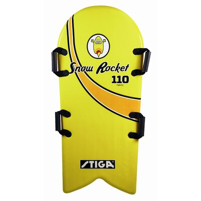 Stiga Snow Rocket Twin Tail in Yellow