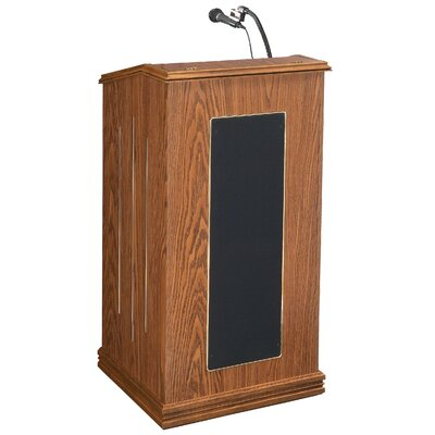 Oklahoma Sound Corporation The Prestige Lectern #711