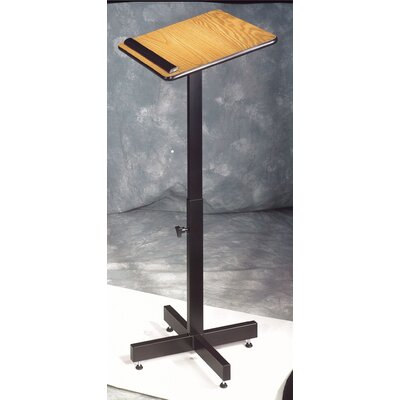 Oklahoma Sound Corporation Portable Presentation Lectern