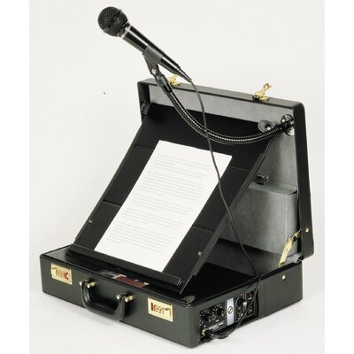 Oklahoma Sound Corporation PA-In-Case Sound Attache