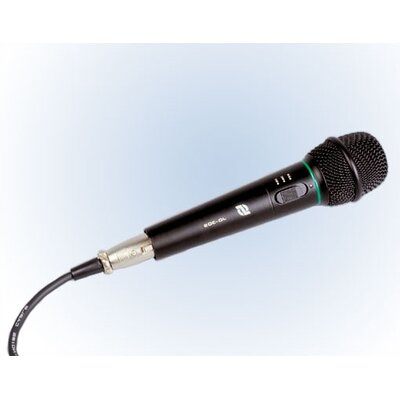 Oklahoma Sound Corporation Dynamic Unidirectional Mic with 9' Cable